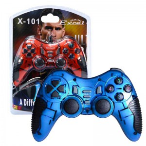 Excel X-101 double shock controller