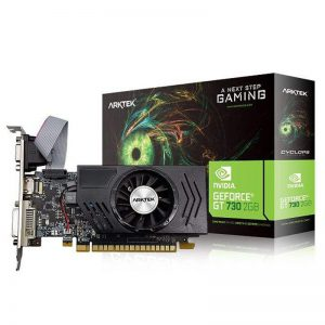 کارت گرافیک Arktek GeForce GT730 2GB DDR3 128Bit
