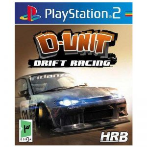 D-LINIT RACING HBR PS2 گردو