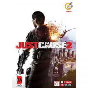Just Cause 2 PC 1DVD گردو