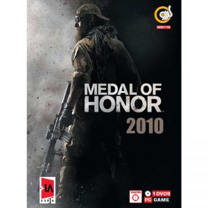 Medal of Honor 2010 PC 2DVD گردو