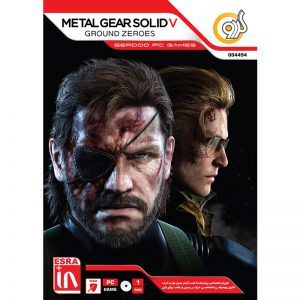Metal Gear Solid V Ground Zeroes PC 1DVD گردو