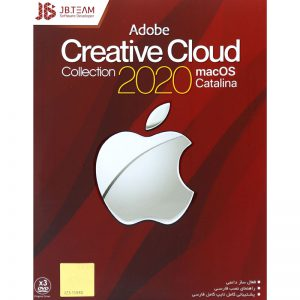 Adobe Creative Cloud Collection 2020 Macos Catalina 3DVD JB.TEAM