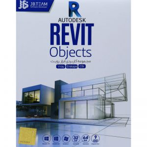 Autodesk Revit Objects 1DVD9 JB.Team