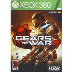 Gear Of Wars 2 XBOX 360 HRB 1DVD9