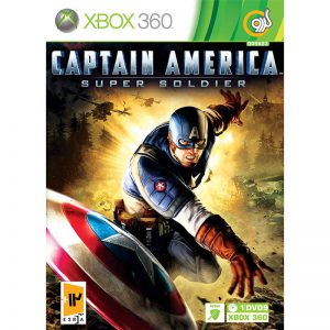 Captain America Super Soldier XBOX 360 1DVD9 گردو
