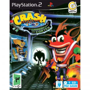 Crash Bandicoot The Warth Of Cortex PS2 1CD گردو