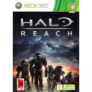 Halo Reach XBOX 360 1DVD9 گردو