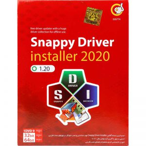 Snappy Driver Installer 2020 1.20 1DVD9 گردو