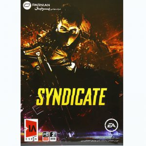 Syndicate PC 2DVD پرنیان