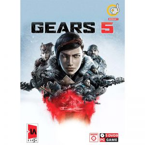 Gears 5 PC 2DVD9 گردو