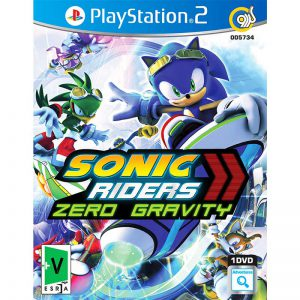 Sonic Riders Zero Gravity PS2 گردو