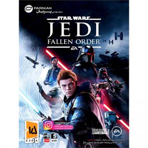 Star Wars Jedi Fallen Order PC 5DVD9 پرنیان