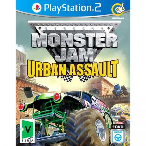 Monster Jam Urban Assault PS2 گردو