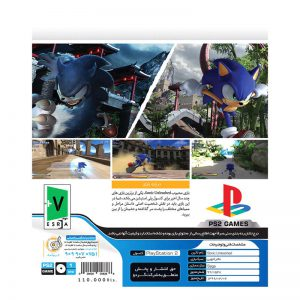 Sonic Unleashed PS2 گردو