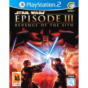 Star Wars Episode III Revenge of the Sith PS2 گردو