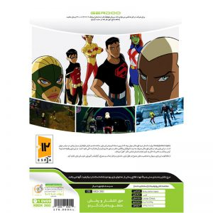 Young Justice Legacy Asli XBOX 360 1DVD9 گردو