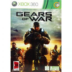 GEARS OF WAR XBOX 360 1DVD9 گردو