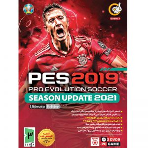 PES 2019 Season Update 2021 Ultimate Edition PC 2DVD9 گردو