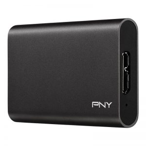 PNY Elite USB 3.1 Gen 1 240GB SSD Drive