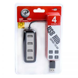 هاب XP XP-H846C 4Port USB 2.0