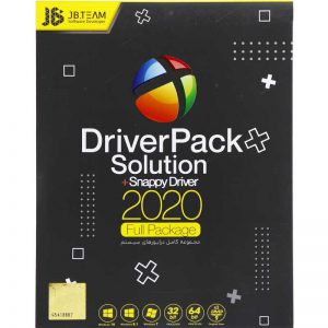 DriverPack Solution+Snappy Driver 2020 2DVD9 JB.TEAM