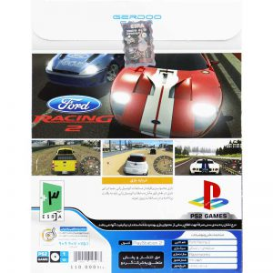 Ford RACING 2 PS2 گردو