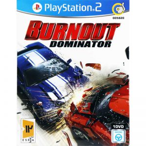 Burnout DOMINATOR PS2 گردو