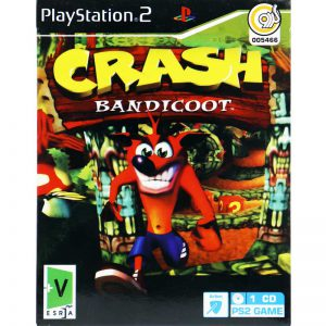 Crash Randicoot PS2 گردو