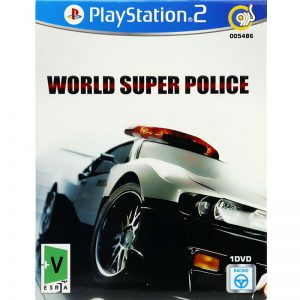 WORLD SUPER POLICE PS2 گردو