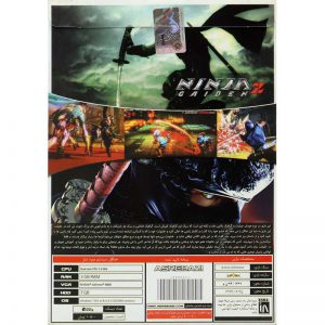 Ninja Gaiden Z PC 2DVD5 عصر بازی