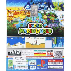 Super Mario World HRB PS2