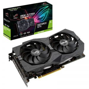 کارت گرافیک گیمینگ ASUS Rog Strix GeForce GTX1660 Super O6G GDDR6 192Bit