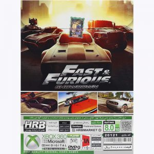 Fast & Furious Showdown XBOX 360 1DVD9 HRB