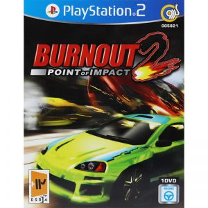Burnout 2 Point Of Impact PS2 گردو
