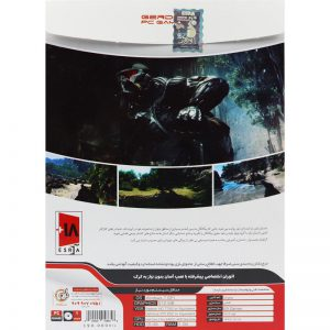 Crysis PC 1DVD9 گردو