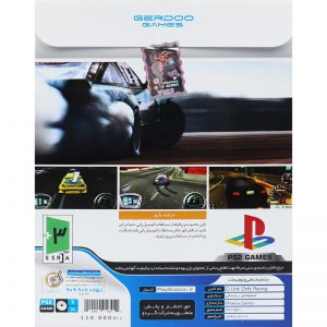 D-Unit Drift Racing PS2 گردو