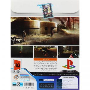 Medal Of Honor Vanguard PS2 گردو