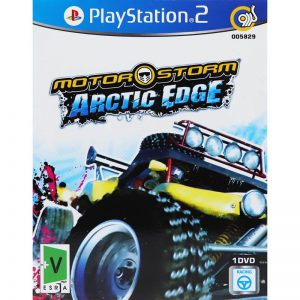 Motor Storm Arctic Edge PS2 گردو