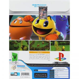 Pac-Man World 2 PS2 گردو