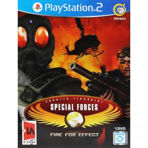 Special Forces PS2 گردو