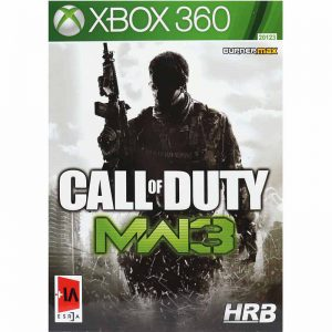 Call Of Duty MW3 XBOX 360 HRB