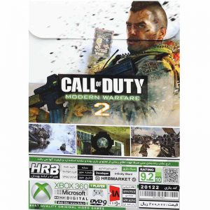 Call Of Duty Modern Warafare 2 XBOX 360 HRB