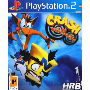 Crash Twin Sanith HRB PS2