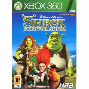Shrek Forever After XBOX 360 HRB