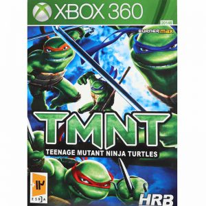 TMNT Teenage Mutant Ninja Turtles XBOX 360 HRB