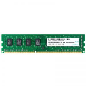 رم کامپیوتر Apacer UNB DDR3 U-DIMM 4GB 1333MHz CL9 Single