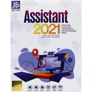Assistant 2021 + Office 2019 + Acronis 2021 + Internet Browser JB-TEAM