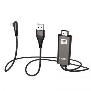 تبدیل Hoco UA14 Lightning to HDMI 2m