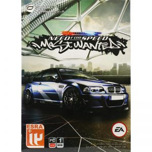 Need For Speed Most Wanted PC 1DVD پرنیان